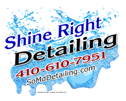 Shine Right Detailing | Logo